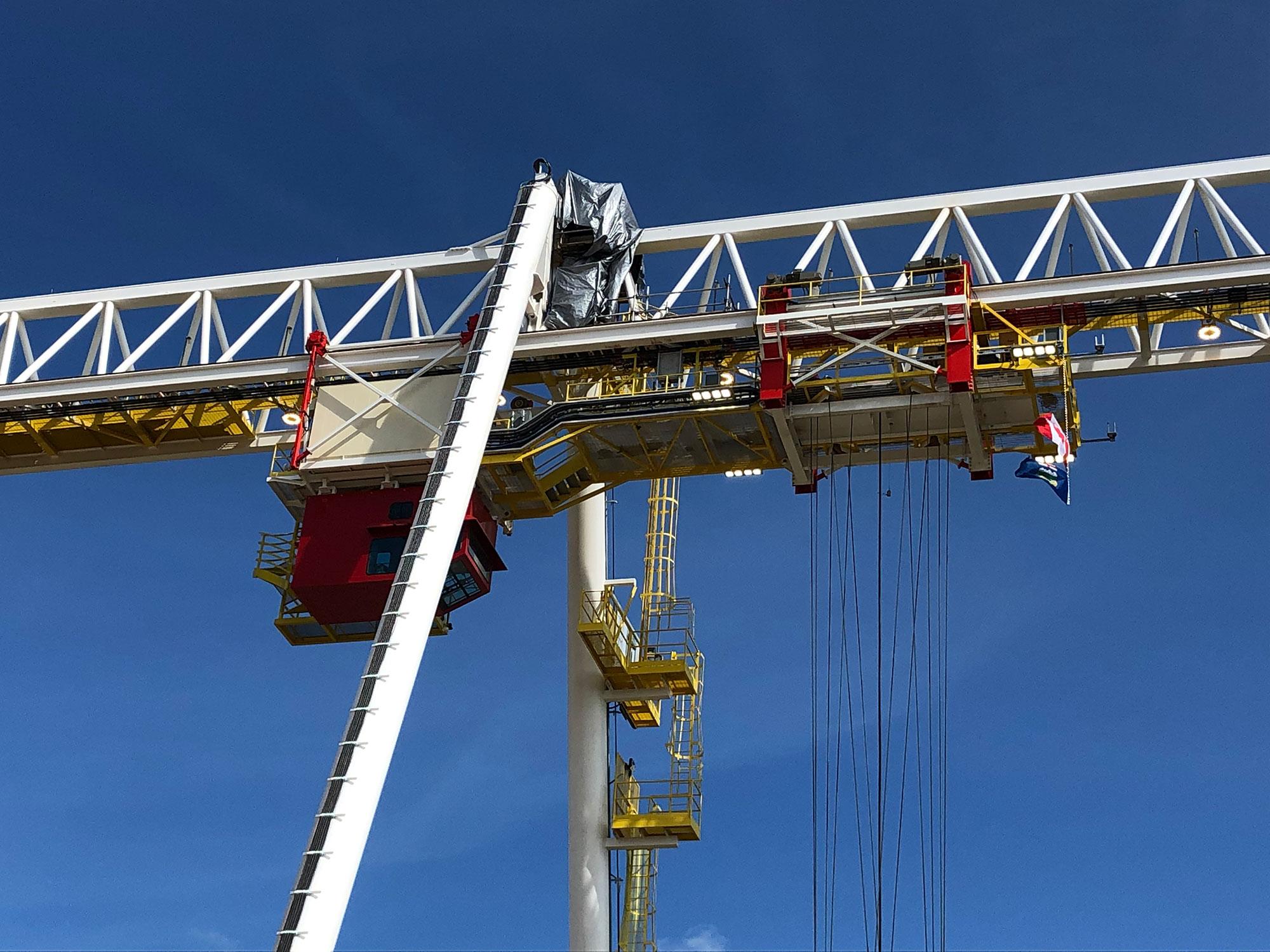 Crane Design 6