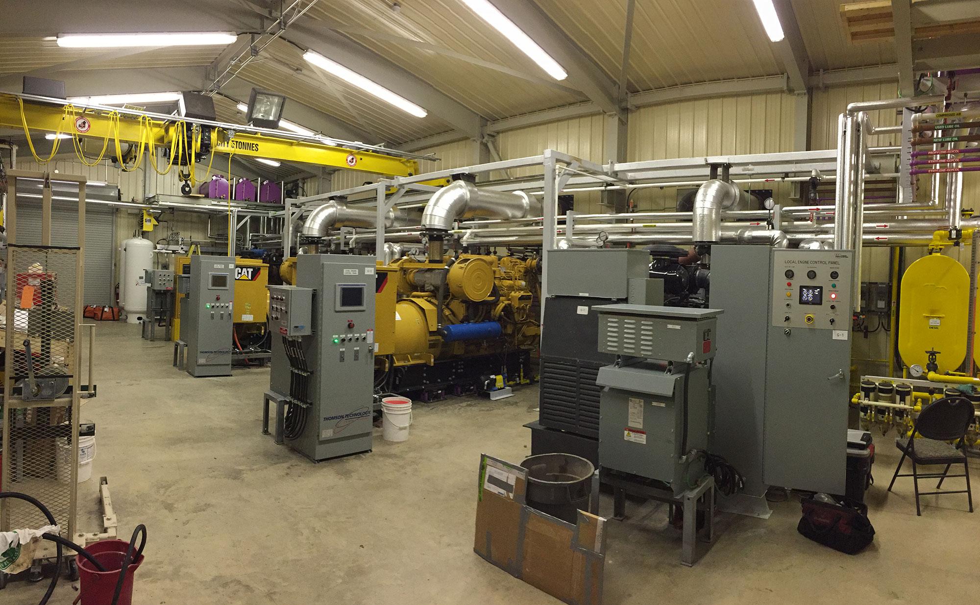 Power Station Design 21